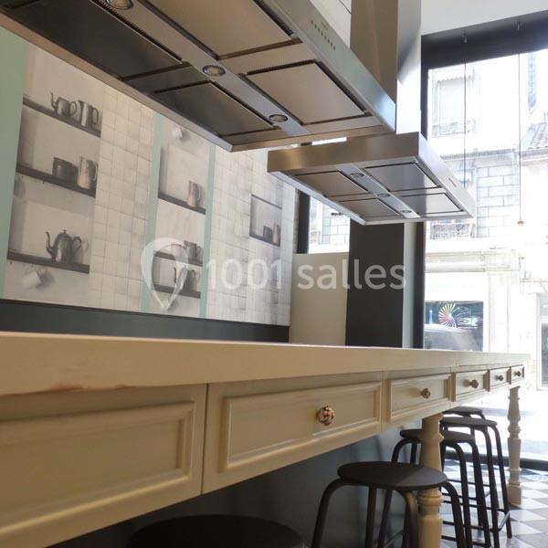 L'atelier Des Sens Lyon - 1001 Salles